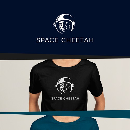 Design creative, eye-catching and sophisticated SpaceCheetah Logo.