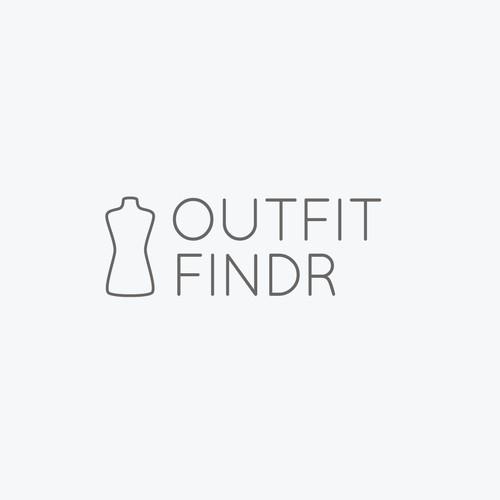 Minimal logo for fashion business