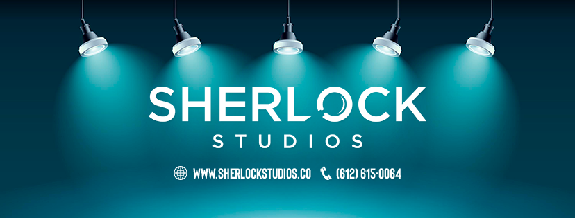 Social Media Page Designs for our NEW Production Studio