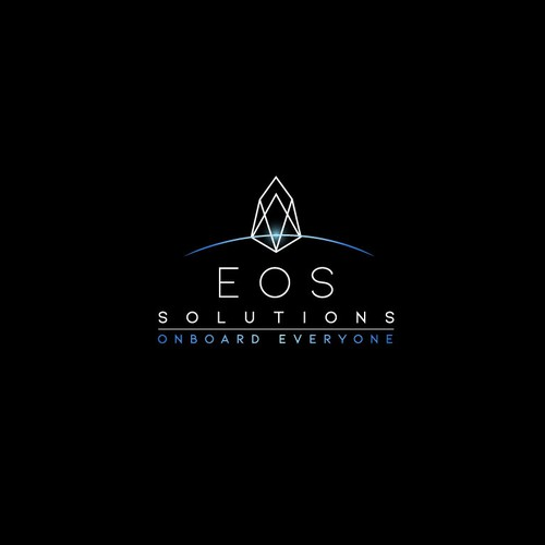 Logo for crypto and blockchain