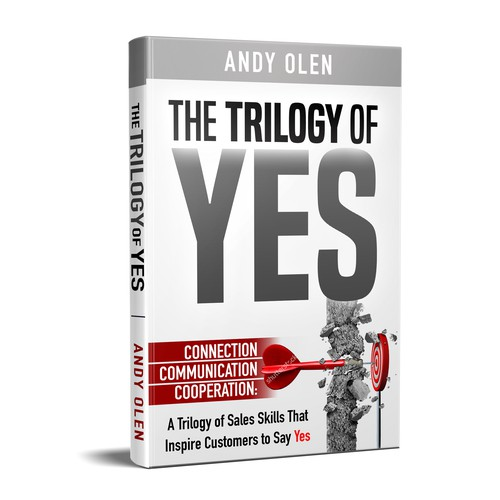 The Trilogy of Yes needs its book cover and brand!