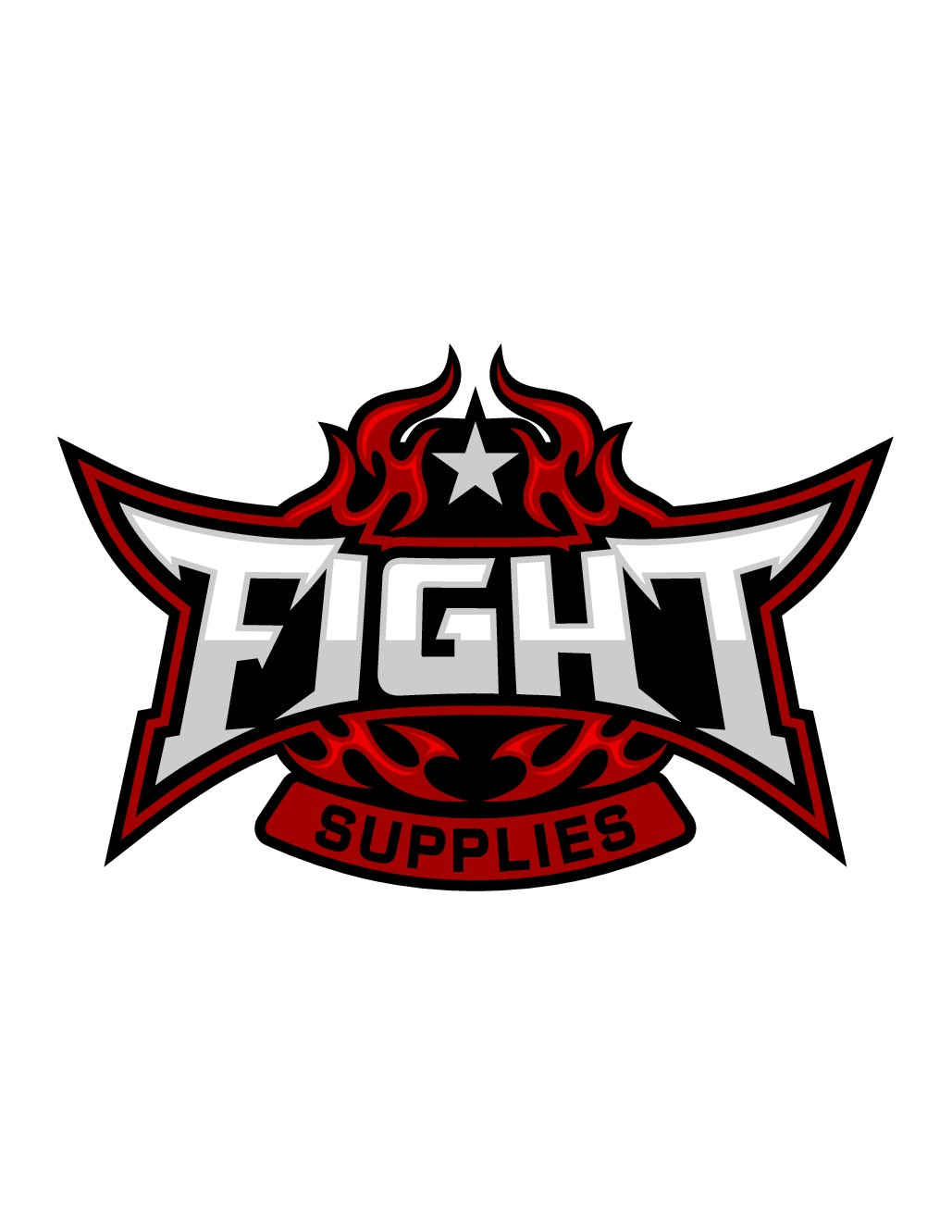 Thai Boxing store in need of powerful logo