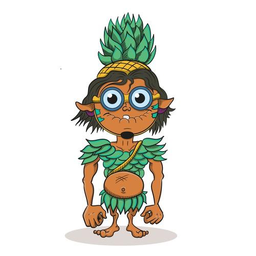 little man from Hawaii