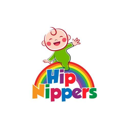 Hip Nippers Logo