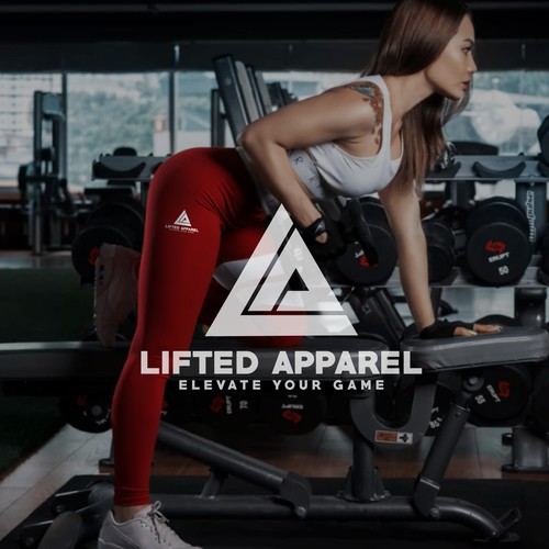 Lifted apparel