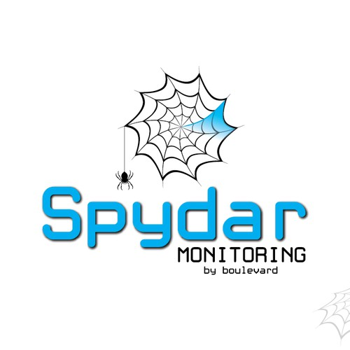 New logo wanted for Spydar Monitoring by Boulevard