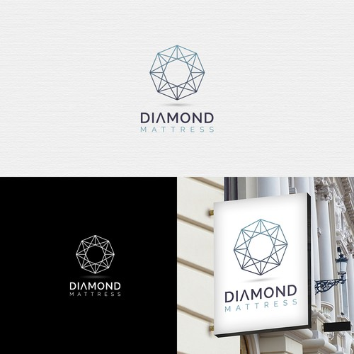 Logo Diamond Mattress