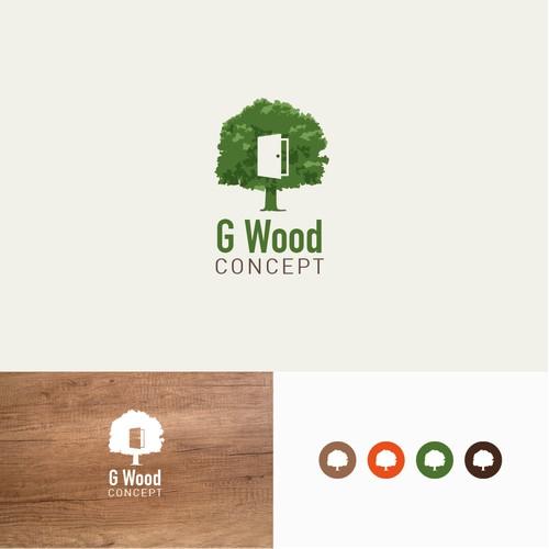 Logo pour Gwood