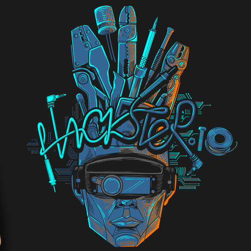 BEST T-SHIRT DESIGN FOR HACKSTER.IO