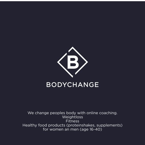 Design Logo for BODYCHANGE