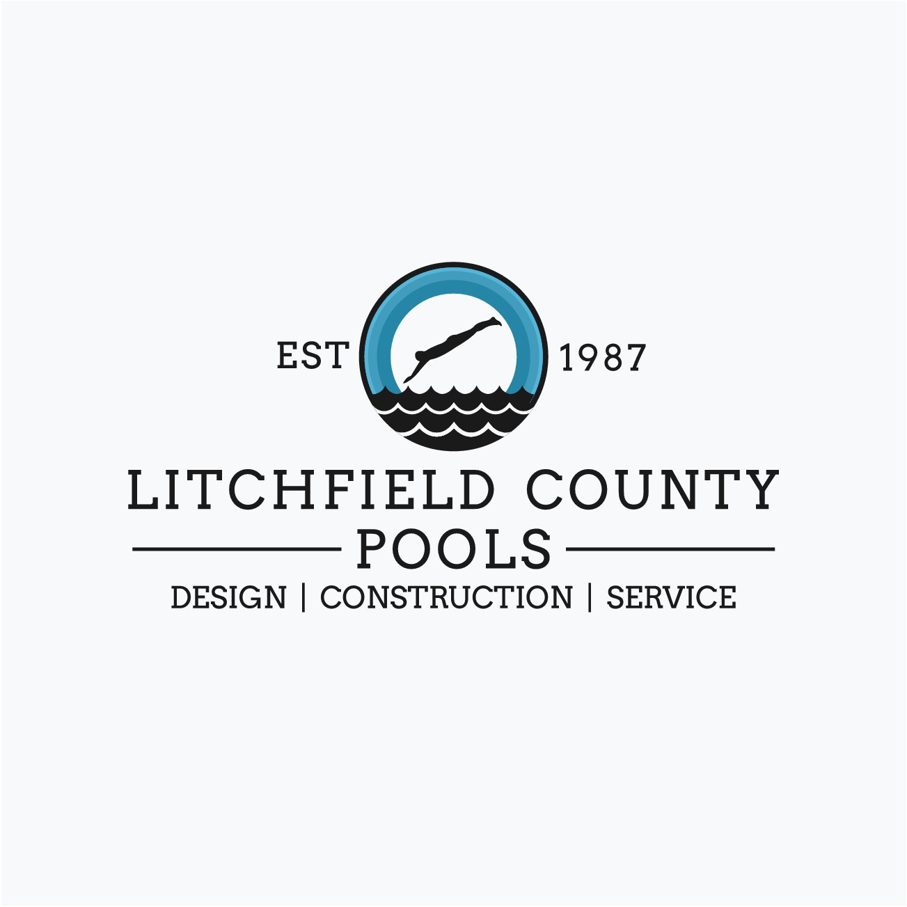 Design A Logo For A High-End Swimming Pool Company!