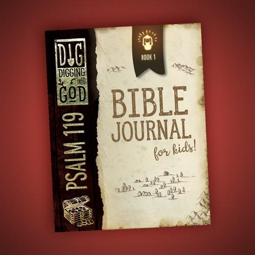 Treasure Hunt idea for Bible Journal