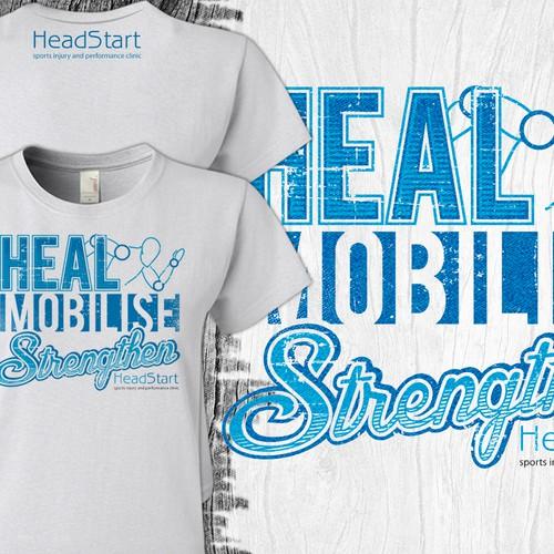 HEAL MOBILISE Strengthen female