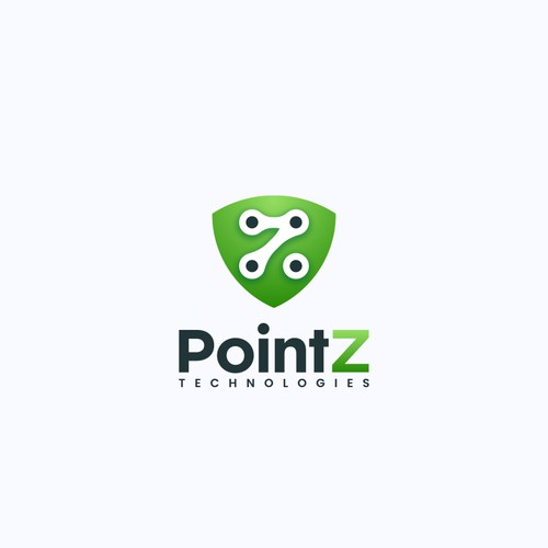 PointZ Technologies Logo for company startup