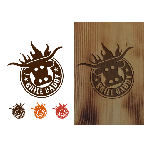 Need an Authentic, Western-Looking Logo for BBQ Products