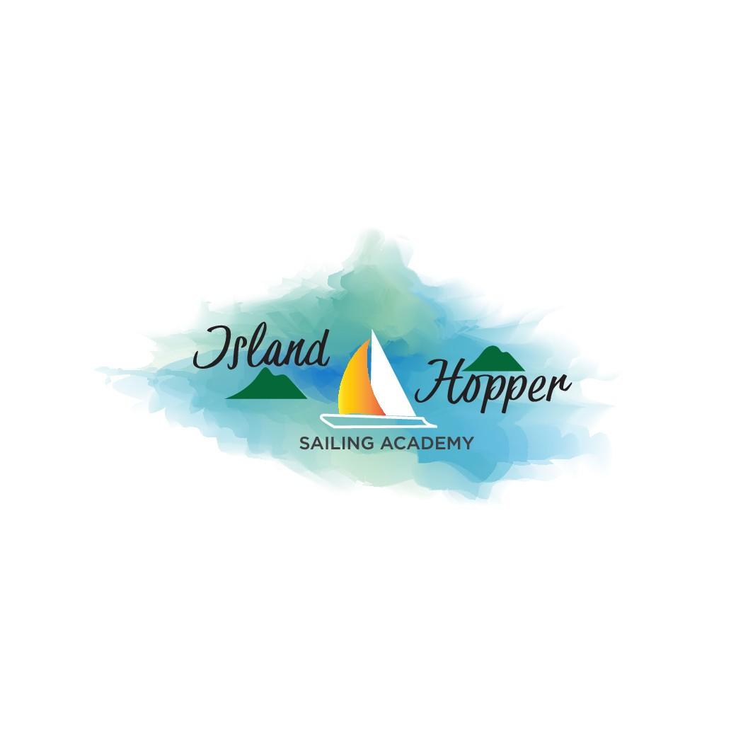 Island Hopper Sailing Academy looking for beautiful Caribbean themed logo