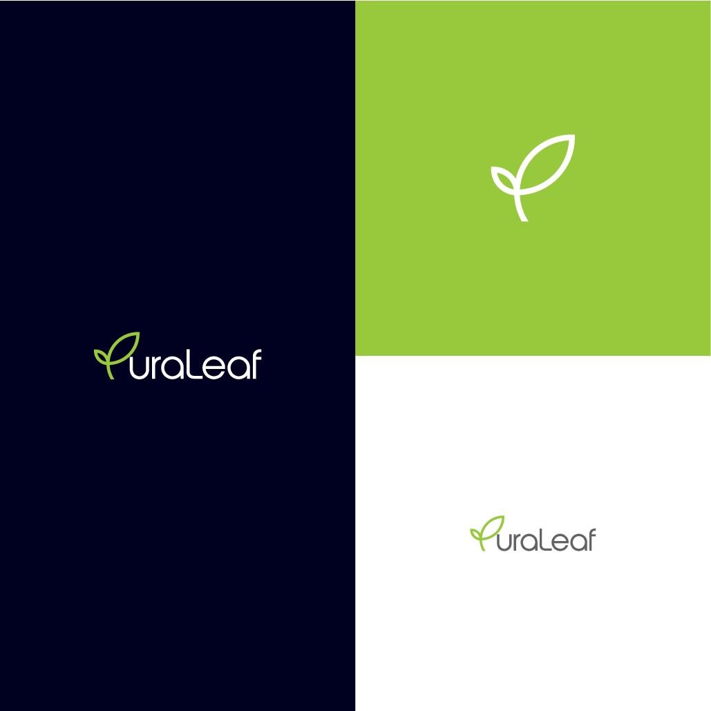 PuraLeaf CBD Logo Design Contest!