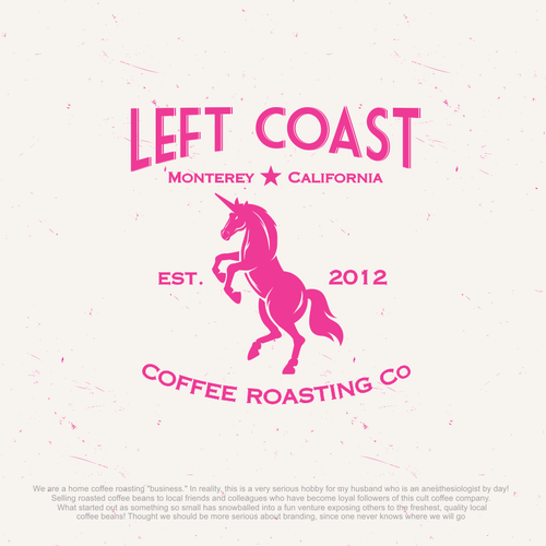 LEFT COAST LOGO