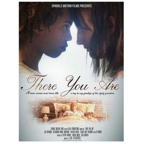 There You Are Movie Poster