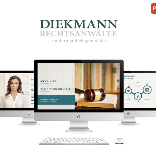 creative powerpoint for Diekmann