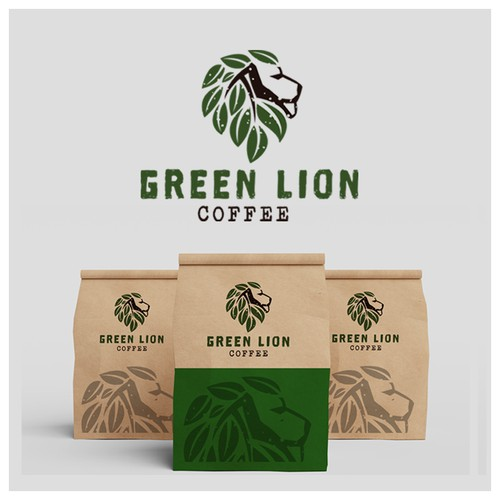 GREEN LION COFFEE