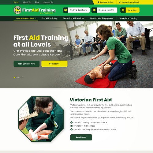 Insiteful - Victorian First Aid