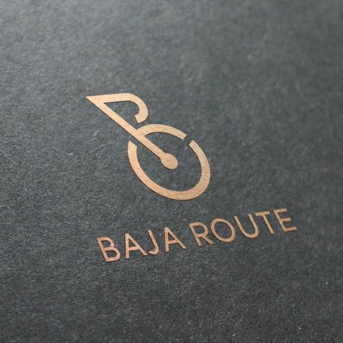 Baja Route Logo
