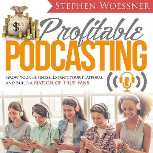 "Cover for ""Profitable Podacasting"""