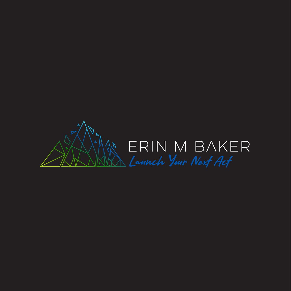 Erin Baker Logo Design