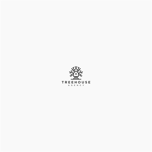 Logo concept for Treehouse Agency