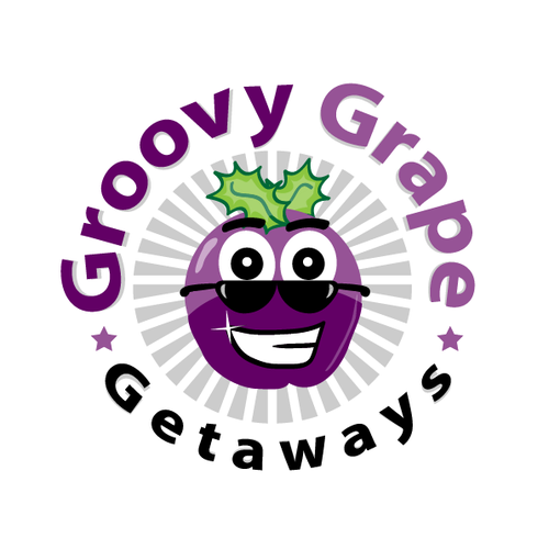 Groovy Grape Logo