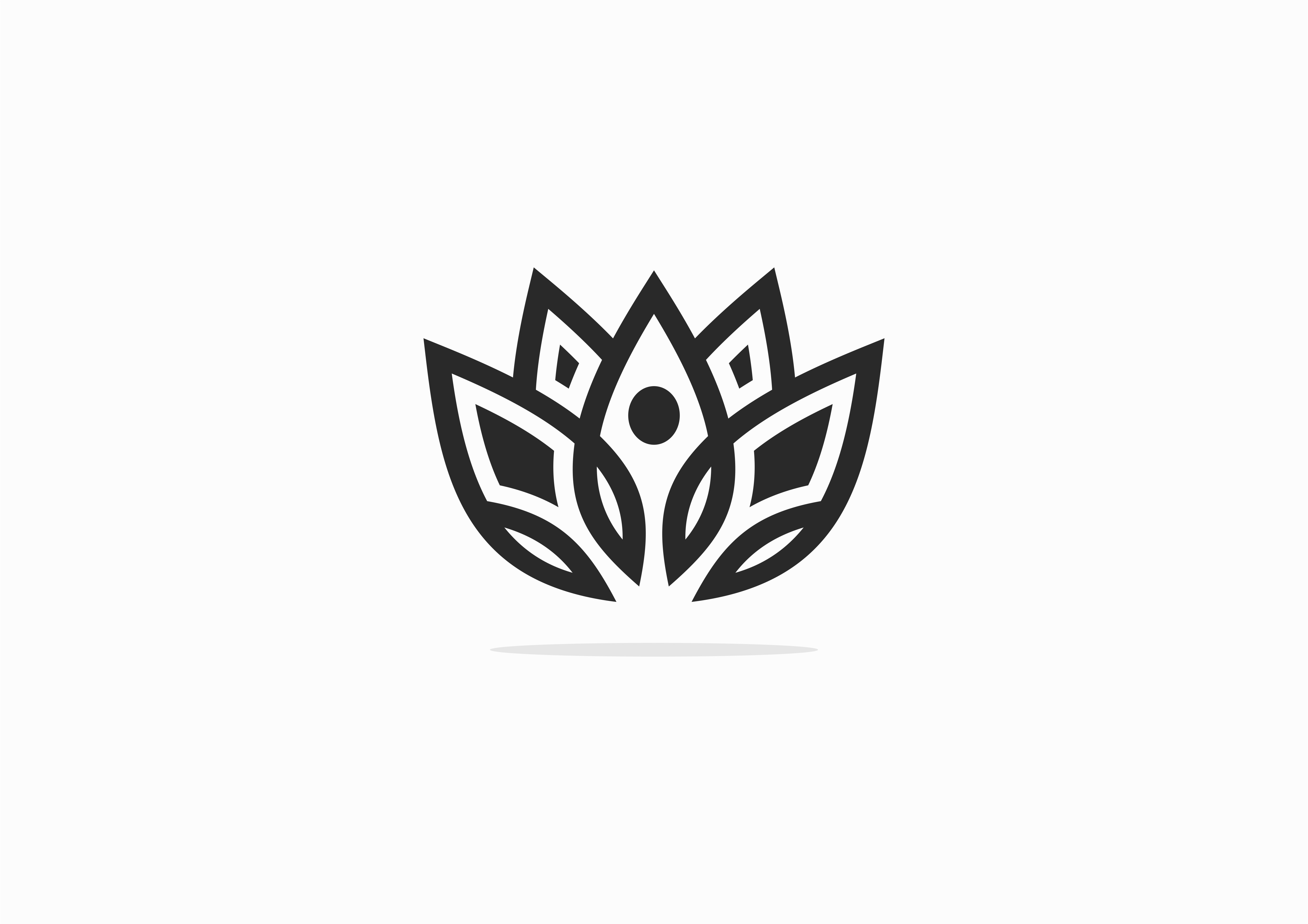 Health/Spirituality Logo Design for Healthy Ascension