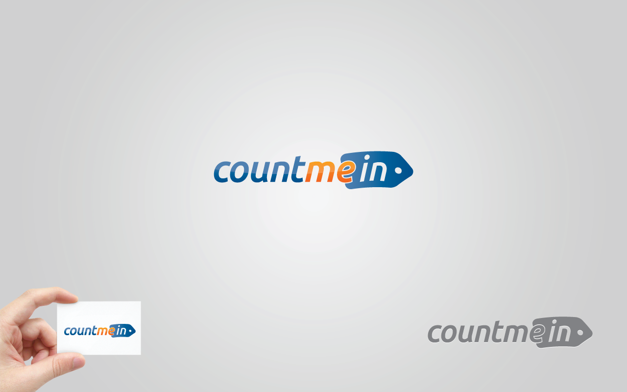 logo for 'countmein'