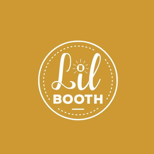 Design a playful logo for a new photo booth company