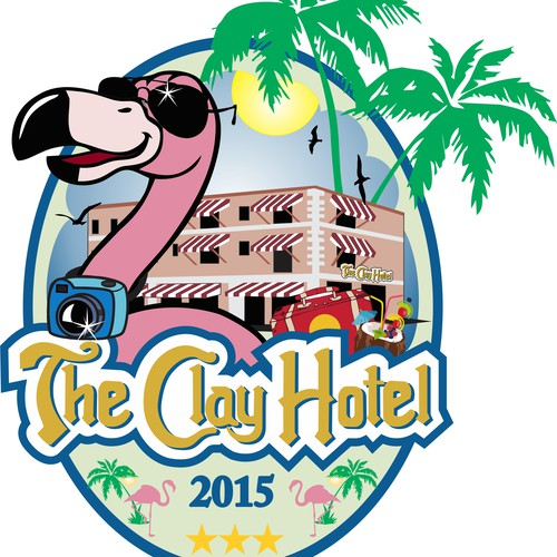 2015 Annual Graphic Rendering for South Beach Hotel