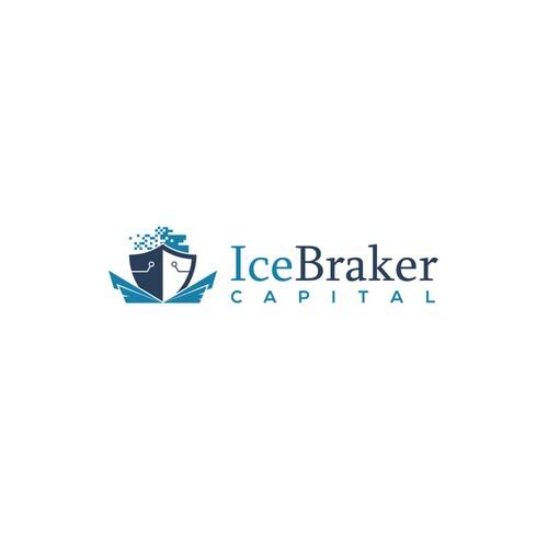 IceBraker logo design