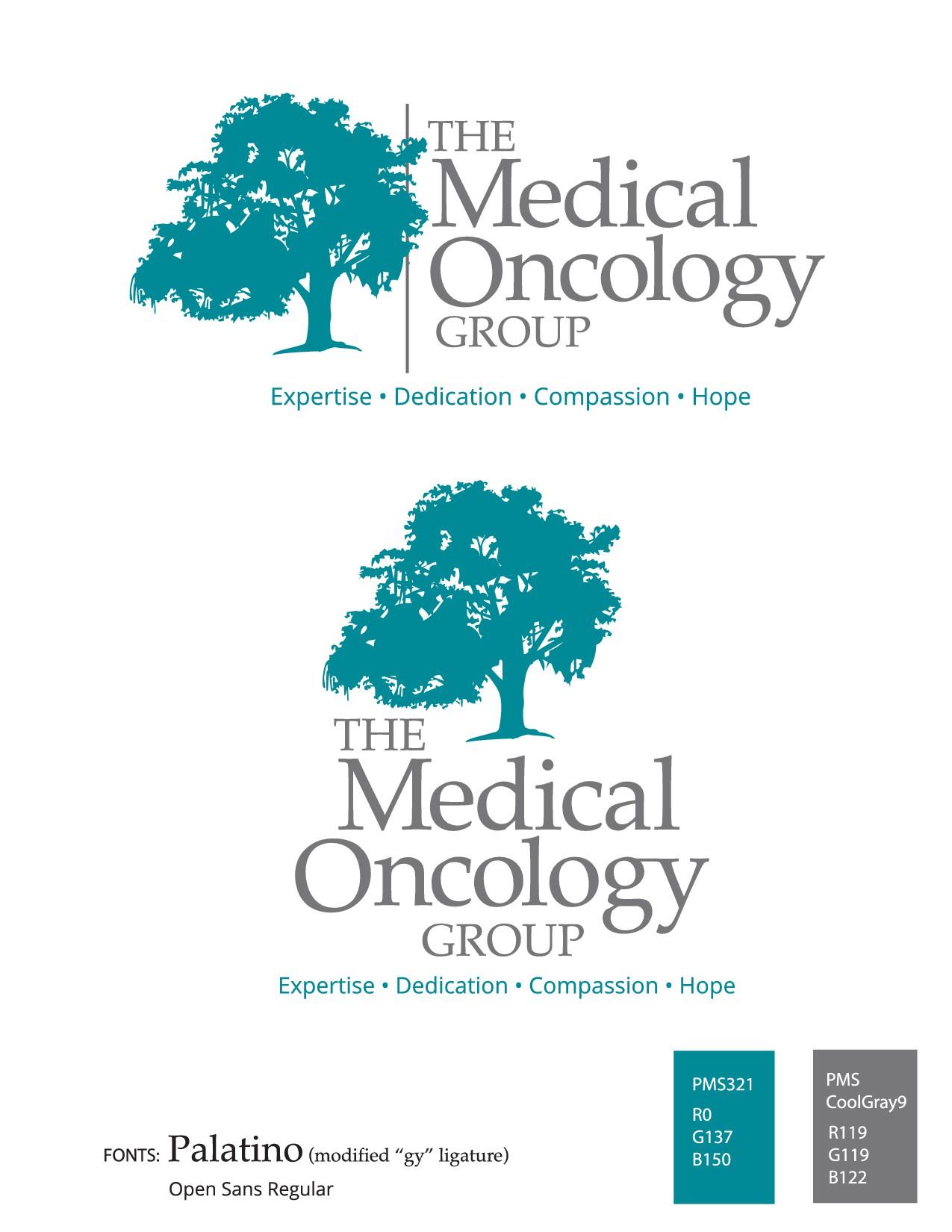 hematology oncology medical practice group logo