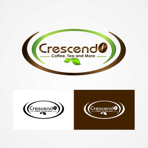 Create a new logo for an out-of-the box coffee and tea company
