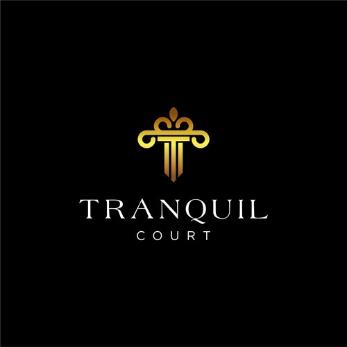 Tranquil Court Logo