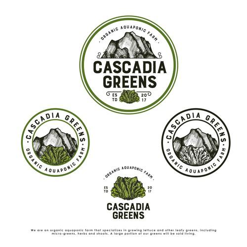 CASCADIA GREENS