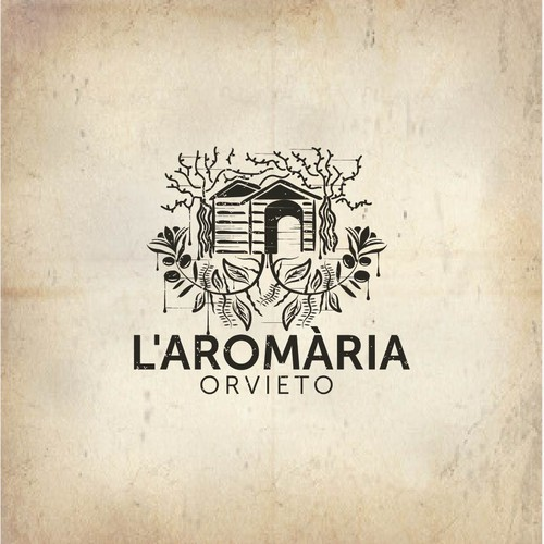 Logo for Laromaria
