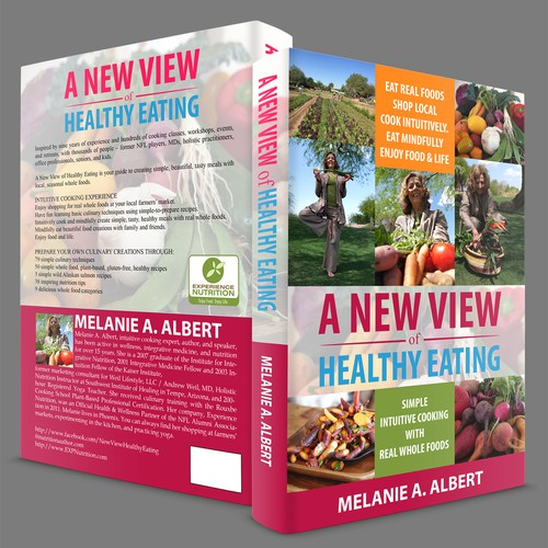 Design concept A new view of healthy eating for melanie A. Albert