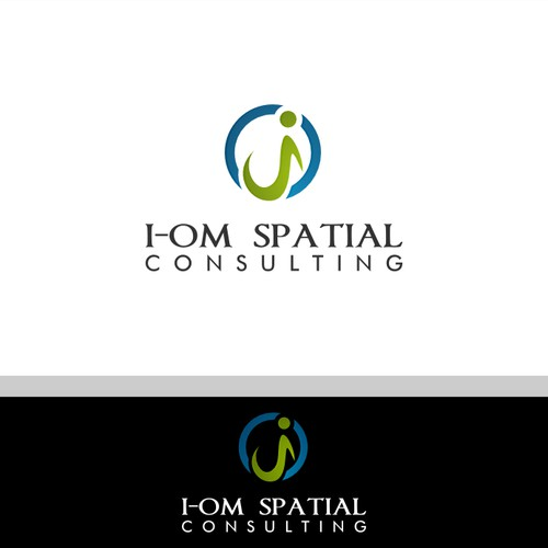 Logo for innovative consulting firm