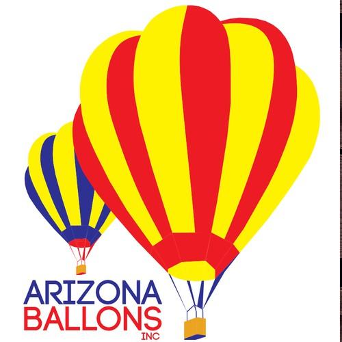 Logo for Hot Air Ballon Company