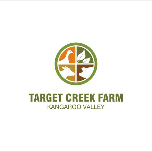 Create a logo to promote our beautiful Kangaroo Valley farm produce