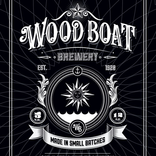 Beer Packaging Design Needed 4 Wood*Boat Brewing Company