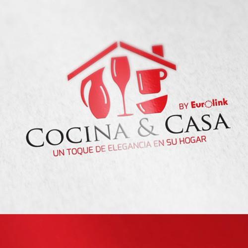 Logotipo Cocina y Casa