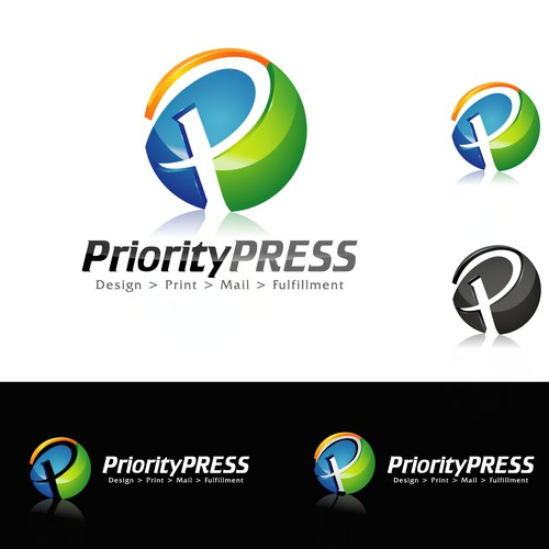 New logo wanted for Priority Press
