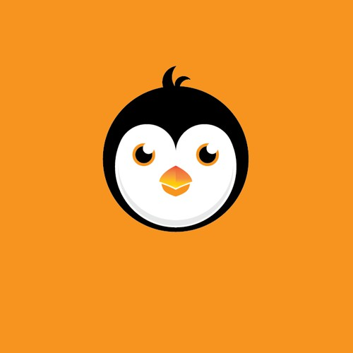 Penguin Head Icon