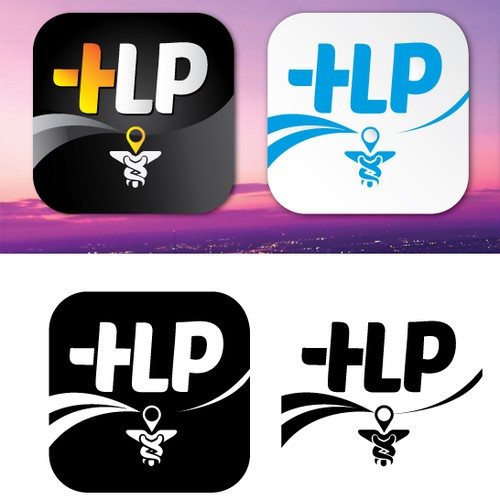 Design a stand-out logo for hlp!